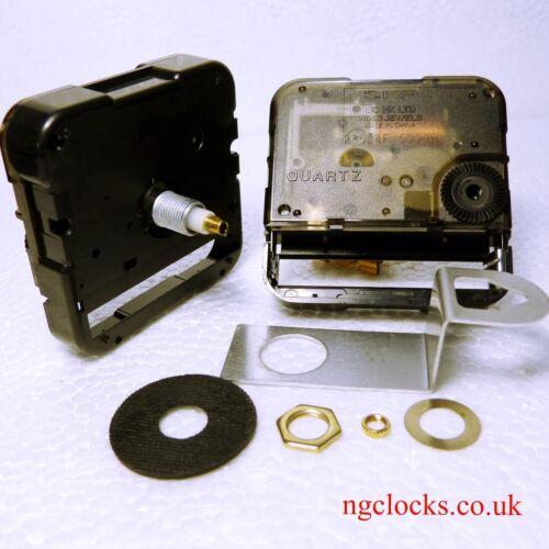 Remplacement seiko euroshaft quartz horloge mouvement 17mm long shaft SKP