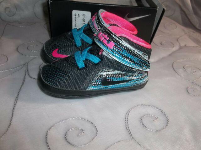 Nike Lebron James XII Baby Infant Girl