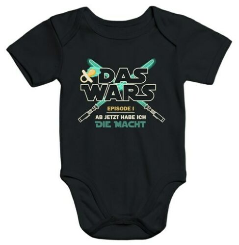Baby Body Das Wars ab jetzt habe ich die Macht Moonworks®