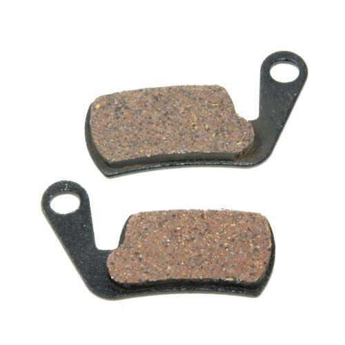 Clarks Semi Metallic Disc Brake Pads for SX Skeletal /& EXO Hydraulic raceTi