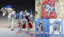 Banpresto SCM S.C.M EX Knight Gundam horse PVC super action figure set 3pcs