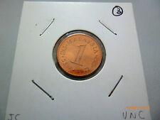 C: Malaysia 1 Sen 1971 - UNC
