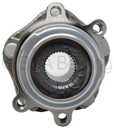 Wheel Bearing and Hub Assembly-Axle Shaft Bearing Assembly BCA Bearing WE60603