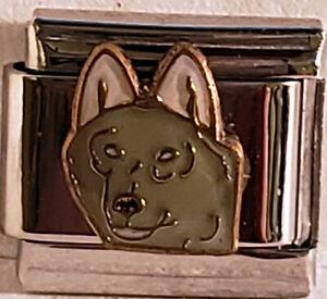Wolf Italian Charm