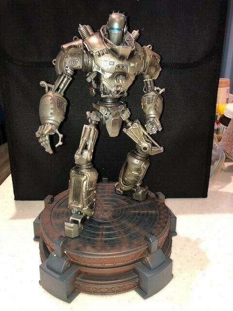 Bethesda Ftuttiout LIBERTY PRIME 15 Robot cifra Statue Chronicle Collectibles