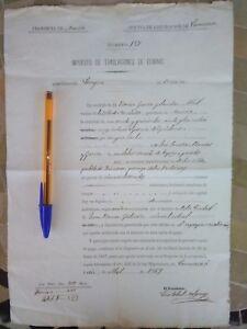 Q5095-DOCUMENTO-FISCAL-1869-PROVINCIA-DE-MURCIA-CARAVACA-IMPUESTO-TRASLACIONES