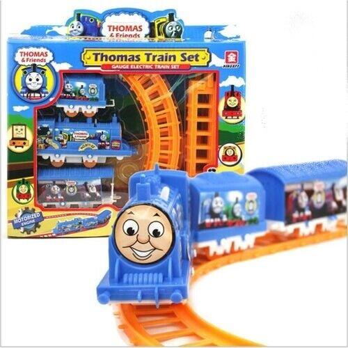 NEW 2019 Small Train Electric fun children/'s track car toys