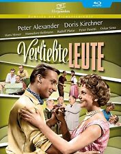 Verliebte Leute - mit Peter Alexander und Hans Moser - Filmjuwelen BLU-RAY