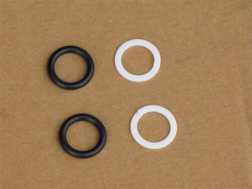 Dichtsatz für Drehgelenk Schlauchaufroller 2x O-Ring, 2x Stützring