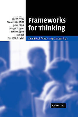 1 of 1 - Frameworks for Thinking: A Handbook for Teaching and Learning, Gregson, Maggie,