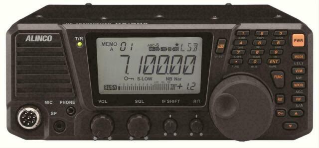 Alinco Dx Sr8e Hf Allmode Transceiver For Sale Online Ebay