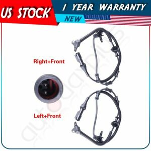 Front ABS Wheel Speed Sensor for Ford Explorer Mercury Mountaineer Sport Trac