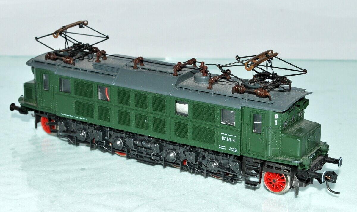 Rivarossi 1094 HO classe BR 117 1214 DCCDigital suono Electric Loco