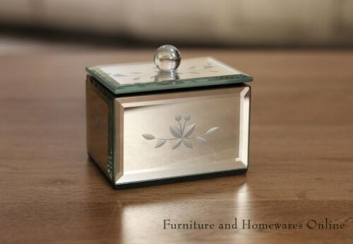 2 x Venetian Trinket Box Classic Trinket Box Home Decor Felt Lined BRAND NEW
