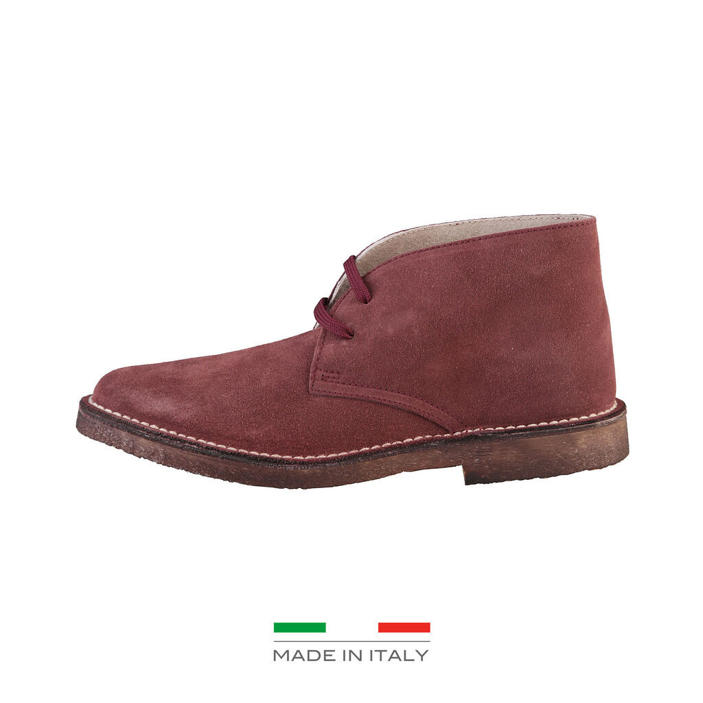 Woz GARRISON_BORDEAUX Damenschuhe Stiefel Stiefel Stiefeletten, EU 39, 40