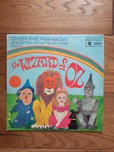 The-Wizard-of-Oz-Roberta-Rex-Mike-Sammes-Singers-With-Geoff-Love-Vinyl-LP