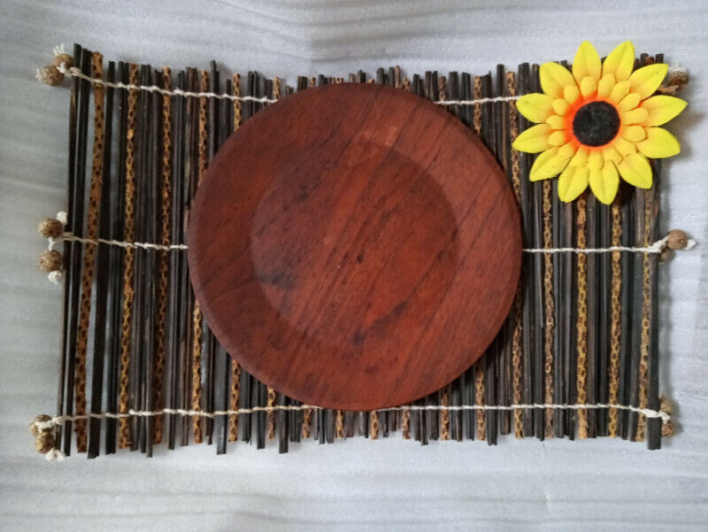 natural twigs placemats
