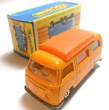 Vintage 1970 Matchbox Superfast Volkswagen Camper #23 Lesney England NIB Sweet!
