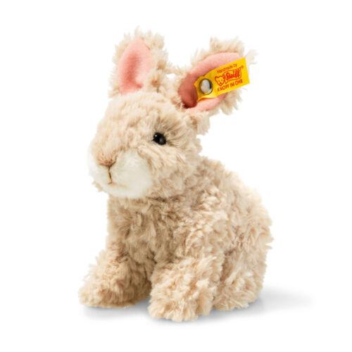 Geschenkverpackung Steiff 080517 Mümmel Hase sitzend beige 14 cm incl