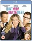 I Dont Know How She Does It Blu-ray Ebr5200