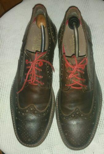 1759 marrone Since Shoes mocassini Scarpe Lotus 45 Uk11 uomo taglia 4wEAgqWx
