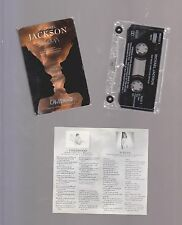 MICHAEL JACKSON - SCREAM / CHILDHOOD. JANET JACKSON    Music Cassette (C415)