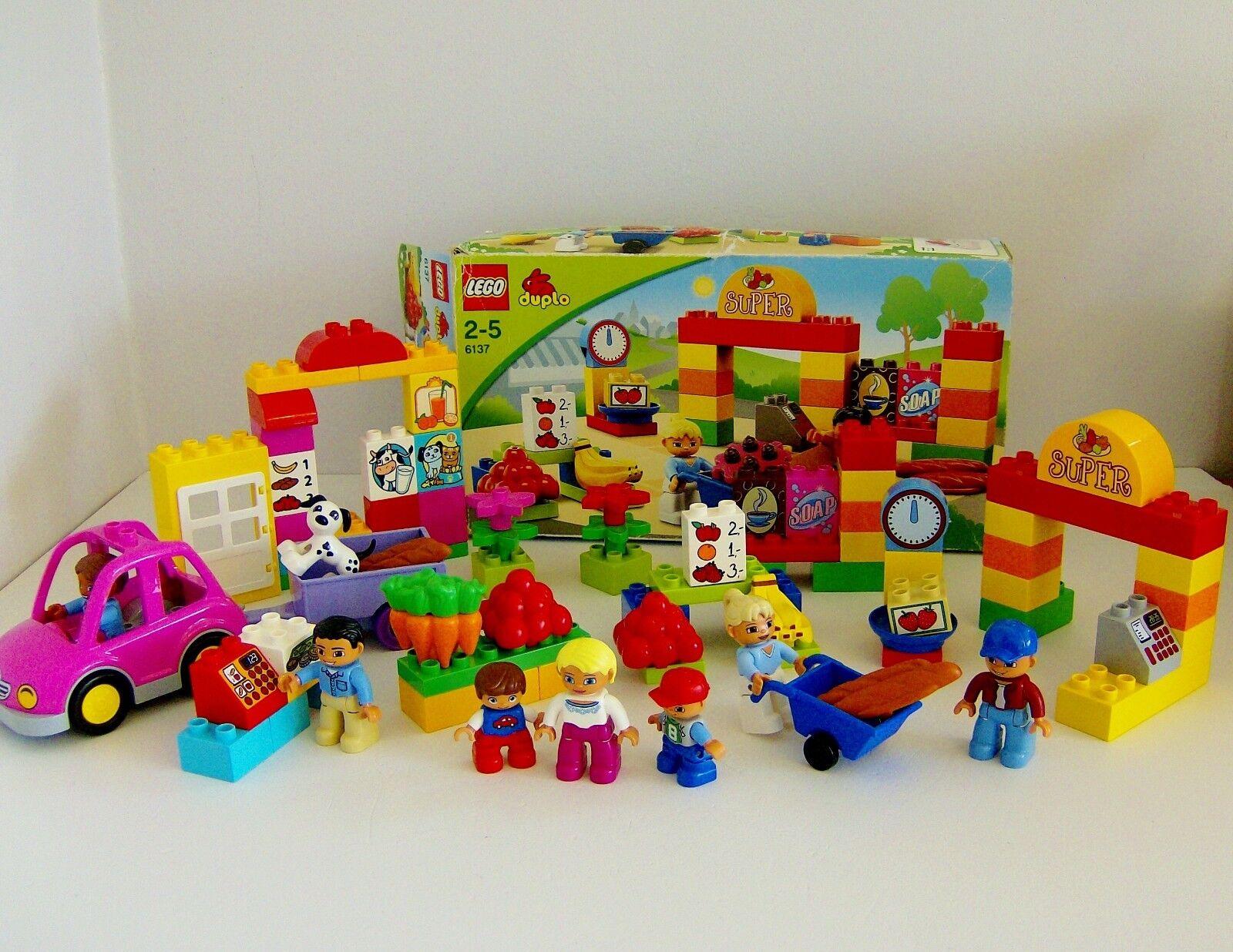 LEGO Duplo Supermarket   Shopping Mixed Bundle