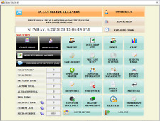 Dry Cleaning Software Download Link Only