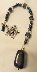Iolite-and-Sodalite-Pendulum-Reiki-blessed-hand-crafted