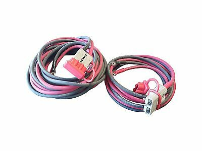 2 GAUGE 33 FT UNIVERSAL QUICK CONNECT WIRING KIT TRAILER MOUNTED WINCH