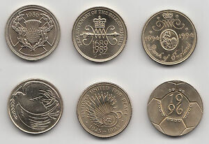 Two-Pound-Coin-2-1986-1989-1994-1995-1996-Choose-your-Year