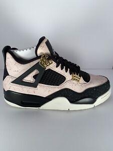 huge selection of 46581 e6179 Image is loading Nike-Air-Jordan-4-Retro-Silt-Red-Splatter-