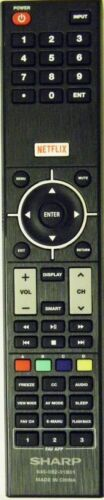 Original New Sharp 84505231B01 NQP84505231B01 TV Remote Control