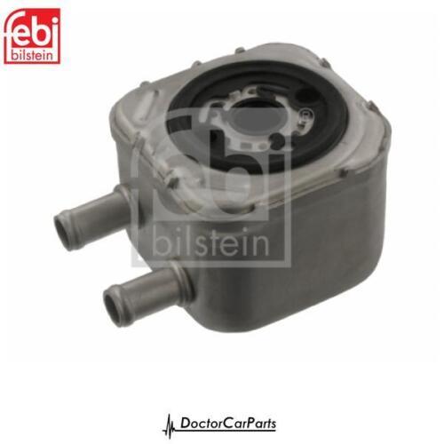 Oil Cooler for AUDI TT 3.2 03-06 8N VR6 BHE 8N3 8N9 Petrol Febi