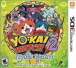 Yo-Kai Watch 2  Psychic Specters (Nintendo 3DS 8b063ad4a0