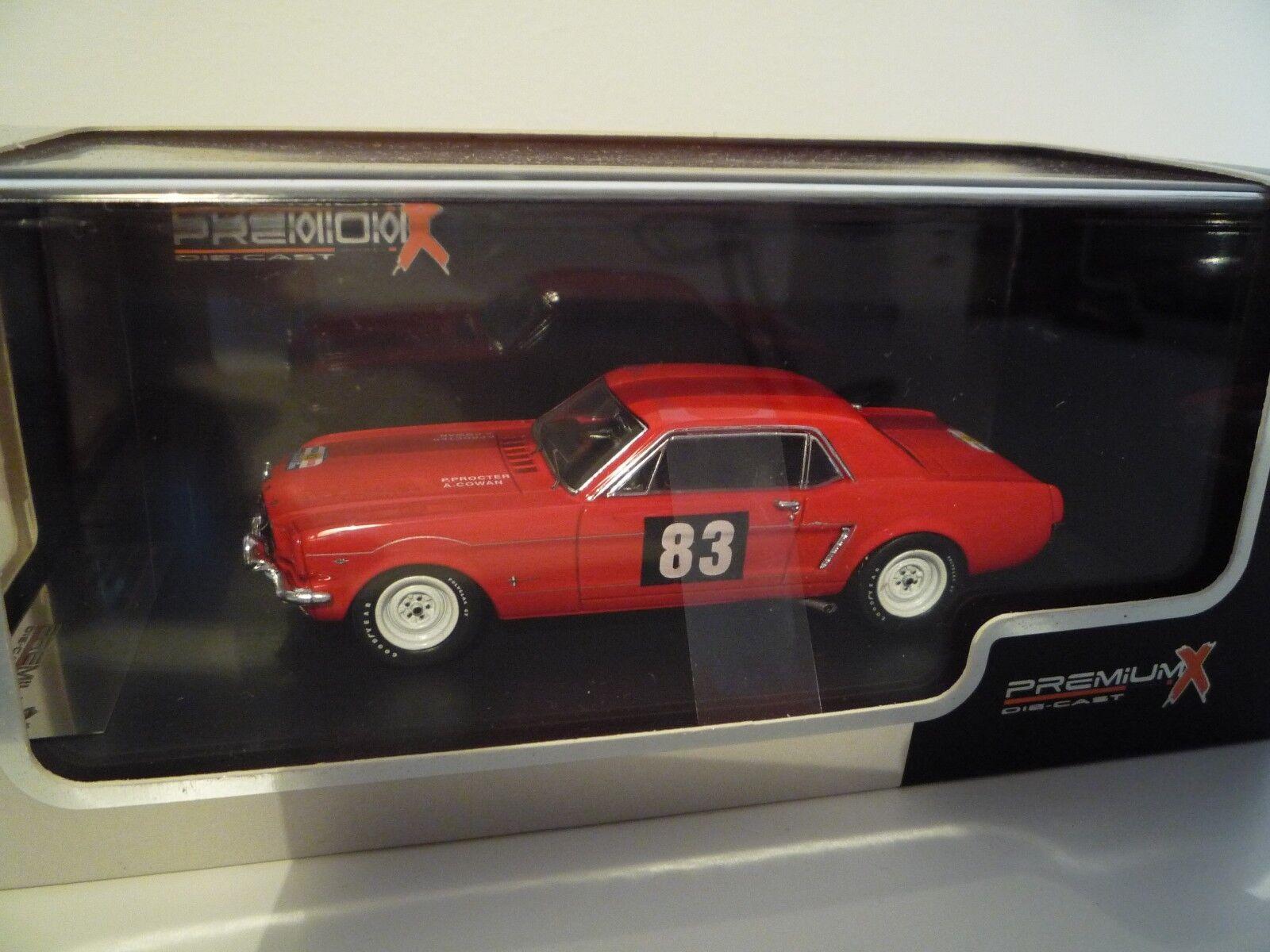 PREMIUM X PRD310 Ford Mustang Winner Tour de france 1964