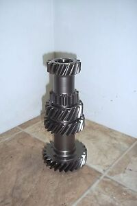 Details about NEW SAGINAW 4 SPEED CLUSTER GEAR 2 54 1ST GEAR RATIO 25 21 19  15 15