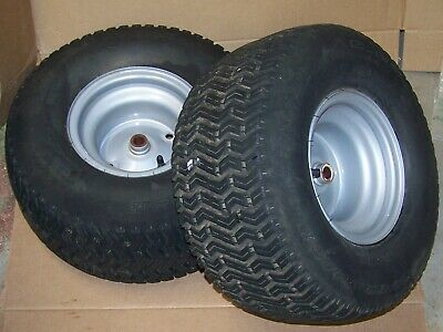 Lot Of 2 John Deere Sabre Used 1638 Rear Tires Amp Rims 20 X