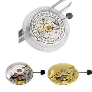 Image is loading Vintage-Clone-2824-2-Automatic-Watch-Movement-Seagull-