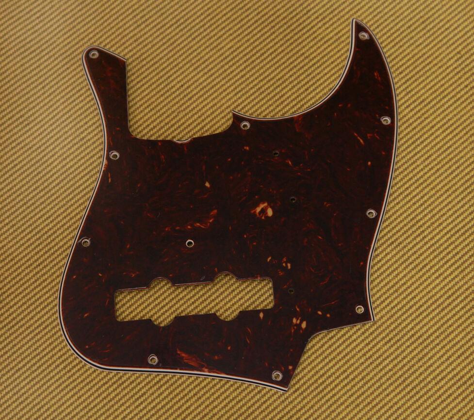 009-5632-049'64 genuino Fender Fender Fender Jazz J Bass Tortoise Pickguard  nuevo listado