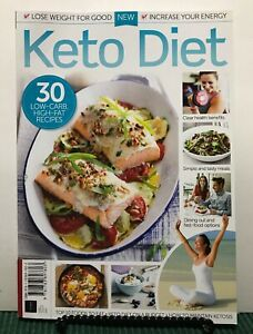 Keto Diet Low Carb High Fat Recipes Lose Weight UK 1st ...