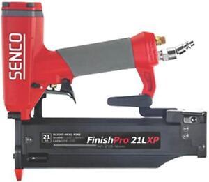 NEW-SENCO-8M0001N-FINISH-PRO-21XLP-STRIP-MICRO-PINNER-BRAD-NAIL-GUN-3377777