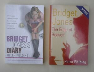 Two-Bridget-Jones-novels-by-Helen-Fielding