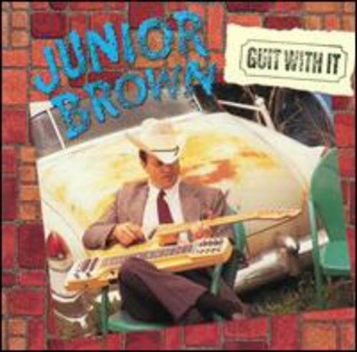 Junior Brown - Guit with It [New CD] Manufactured On Demand