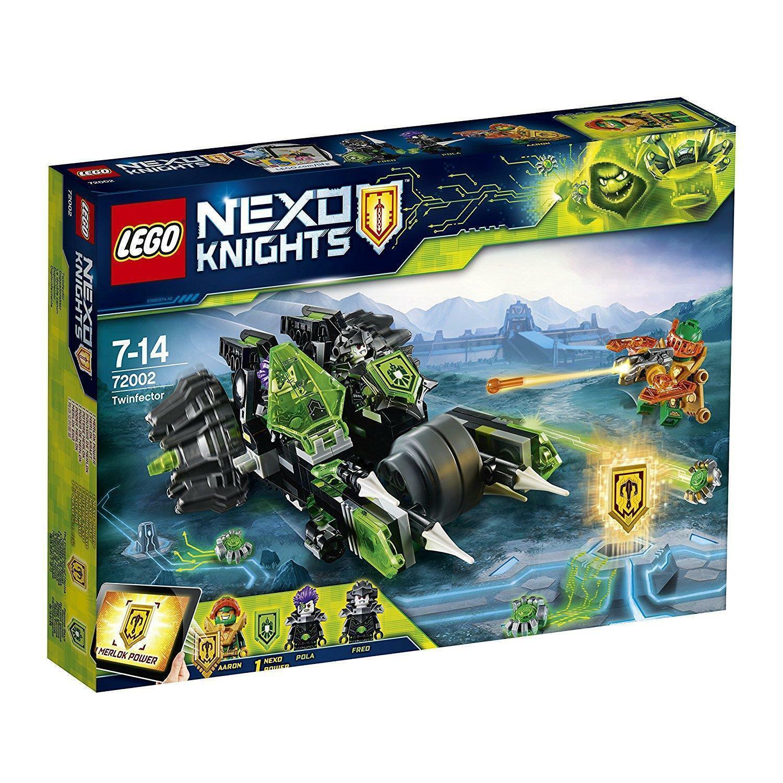 LEGO ® 72003 Nexo Knights Berserker-Aviateur