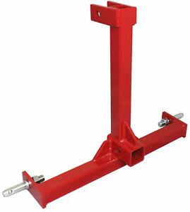 Category-1-Drawbar-Tractor-trailer-hitch-receiver-3-Point-Attachment