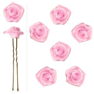 6-epingles-pics-cheveux-chignon-mariage-mariee-danse-fleur-satin-rose-dragee