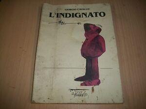 GIORGIO-CAVALLO-L-039-INDIGNATO-IL-PENNINO-1995-DINO-ALOI-amp-CLAUDIO-MELLANA-VIGNETTE