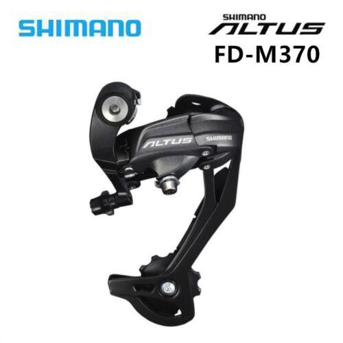 Shimano Altus RD-M370 Rear Derailleur 9 Speed SGS Long Cage