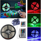 5M/10M/15M 3528 RGB/Warm/Cool White Waterproof LED Strip Fairy Light W/ Remote